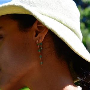 EARRING CHIPETTE - UNIT - Lou yetu