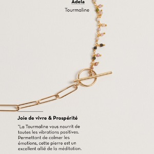 NECKLACE ADELA - Lou yetu