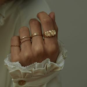 RING CHARLOTTE - Lou yetu